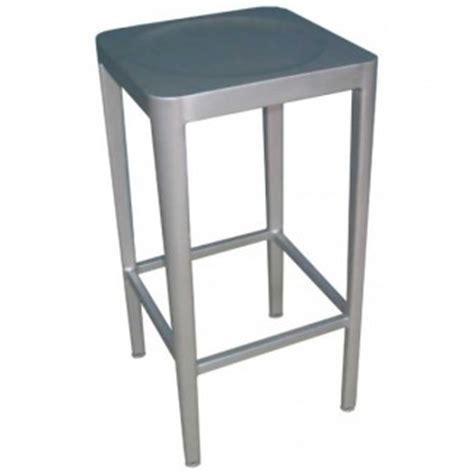 Aluminum Bar Stools Backless by Restaurant Chairs Emu Backless Bar Stool
