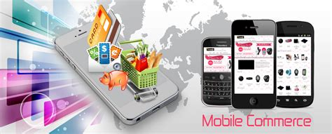 Www Online Mobile Shopping Com | mobile commerce revolutionizing online shopping