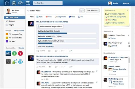 full version edmodo com edmodo gets an upgrade