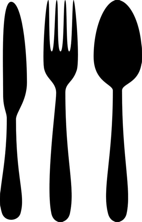 Kitchen Knive Set by Imagem Vetorial Gratis Talheres Colher Garfo Faca