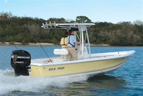 reviews on sea pro boats research sea pro boats sv2100 cc center console boat on