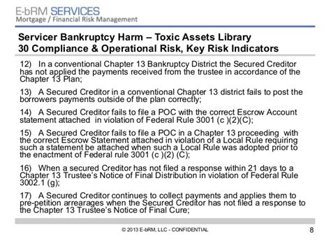 respa section 8 violations mortgage servicing errors in bankruptcy the respa