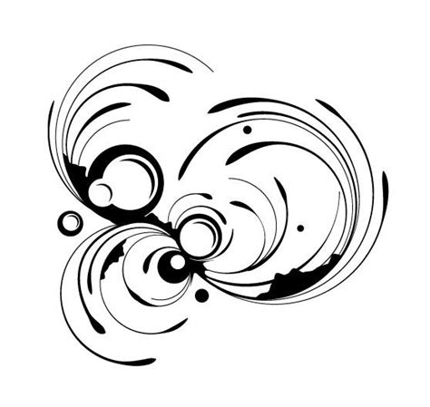 tutorial swirl illustrator 35 best floral swirl spiral illustrator tutorials images