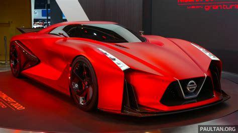 nissan supercar concept tokyo 2015 nissan concept 2020 vision gran turismo