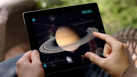ipad astronomy learning obama pacman