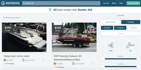 airbnb boat rental seattle here s why boatbound the airbnb for boats relocated
