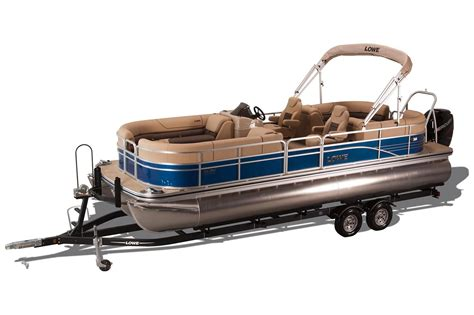 lowe boats coldwater 2017 new lowe ss250 walk thru pontoon boat for sale