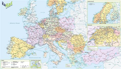 rail map of europe extremely detailed rail map of europe 2750 215 1587 mapporn at