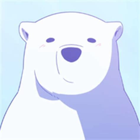 a polar in vol 1 koi suru shirokuma books crunchyroll polar is hungry for in quot koi suru