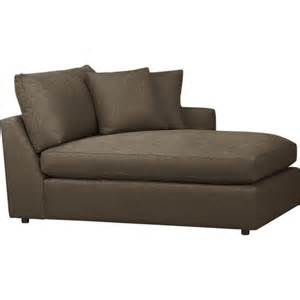 Left Arm Chaise Sectional Lounge Right Arm Sectional Chaise Crate And Barrel