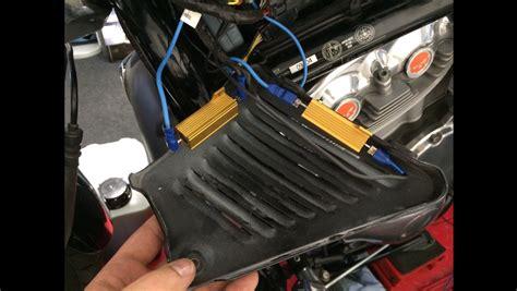 Led Rücklicht Bremslicht Funktioniert Nicht by Led Technik F 252 R Die V Rod Blinker Und R 252 Cklicht Fragen