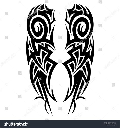 tattoo ideas vector designs tribal vector designs stock vector