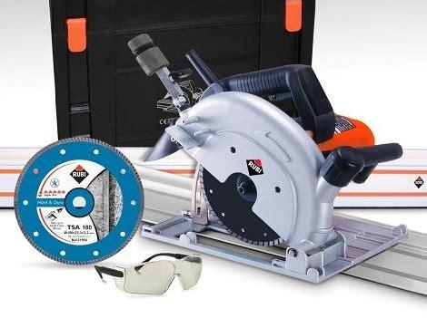 kit scie circulaire carrelage rubi 50939kit rubi outil maxi pro