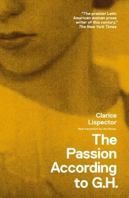 the passion according to g h new directions books indiebound org