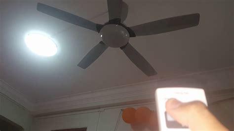 Ceiling Fan 56 In Kdk Wz56p kdk ceiling fan 56 inch k14y5 brand new gray