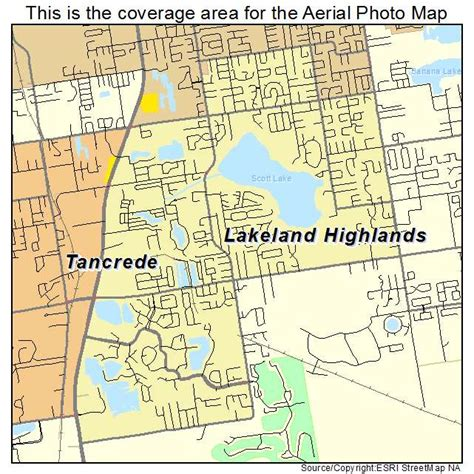 lakeland florida map pin map of lakeland florida on