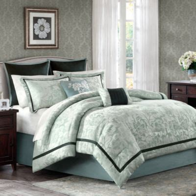 Seafoam Green Comforter Set by Buy Comforter Bedding From Bed Bath Beyond