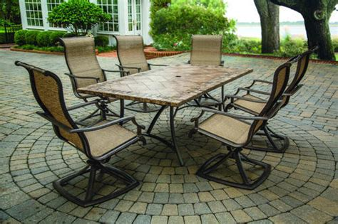 Patio Furniture Sets Menards 7 Fresno Dining Collection