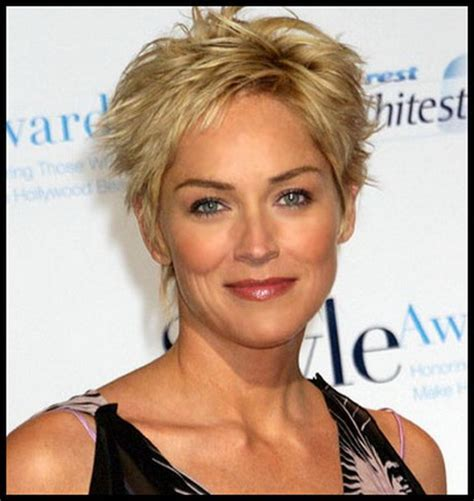 short hairstyles for 50 year old women with curly hair short hairstyles for women over 50 years old