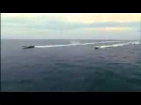 offshore boats jumping cigarette offshore boat jumping youtube