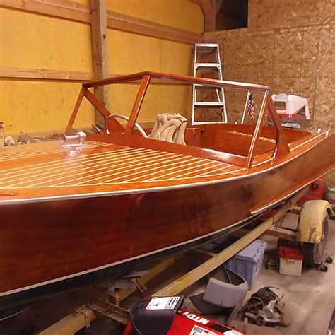 carver wooden boats carver ladyben classic wooden boats for sale