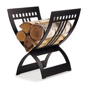 wood storage in a fireplace log holder yard surfer