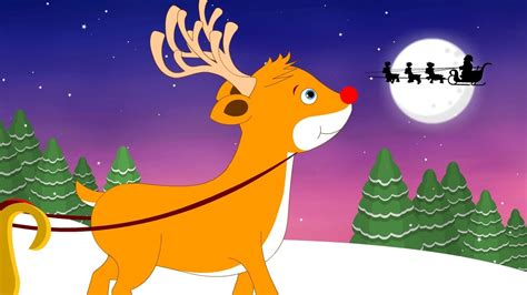 rudolph  red nosed reindeer christmas song youtube