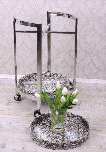 Bauhaus Style 5383 by Designerski Stolik Na K 243 łkach W Stylu Artdeco