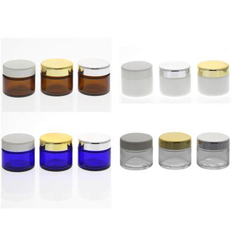 deckenle kaufen kosmetikexpertin de 3 violett glas tiegel 100ml mit