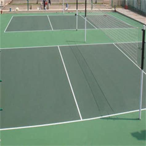Karpet Volly outdoor court flooring gurus floor