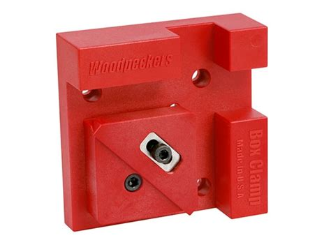 woodpeckers bc  box clamp