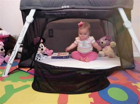Guava Family Lotus Crib Review by Portable Toddler Crib Guava Family Lotus Travel Crib