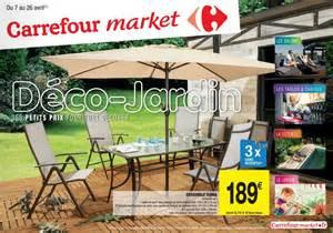Salon De Jardin Carrefour Market