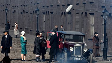 gangster film based in liverpool where is peaky blinders filmed the locations of the bbc