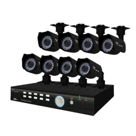 owl 8bl 81tb 8 8 channel dvr security