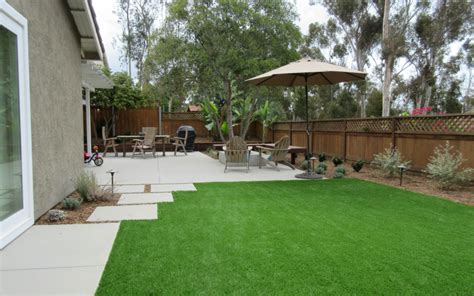 landscaping for small backyard san diego backyard designs letz design