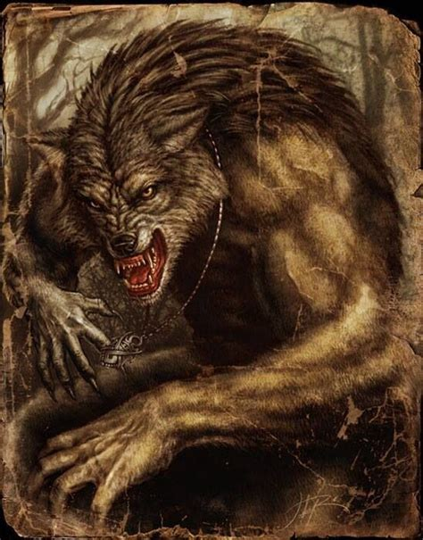 Awesome werewolf pic | AWESOME | Pinterest Awesome Pictures Of Werewolves