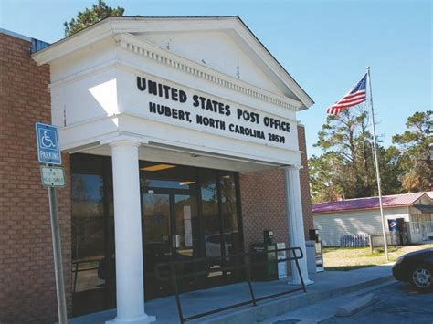 Post Office Jacksonville Nc by Meeting Set On Plans To Relocate The Hubert Post