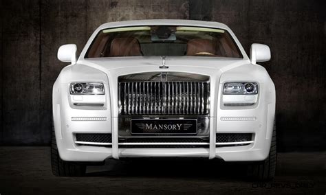 rolls royce gold and white mansory rolls royce ghost upgrades in white and electric