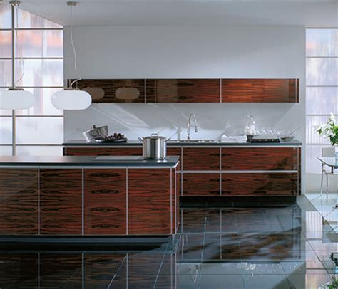 exotic wood kitchen cabinets exotic modern kitchen by alno new alnoart woodglas kitchen