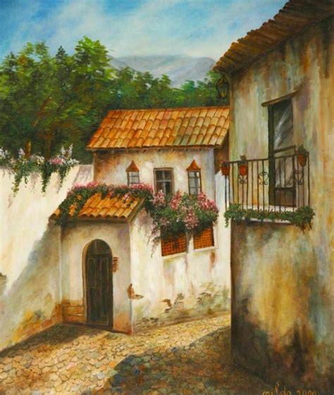 imagenes de paisajes oleo im 225 genes arte pinturas dibujos paisajes al oleo