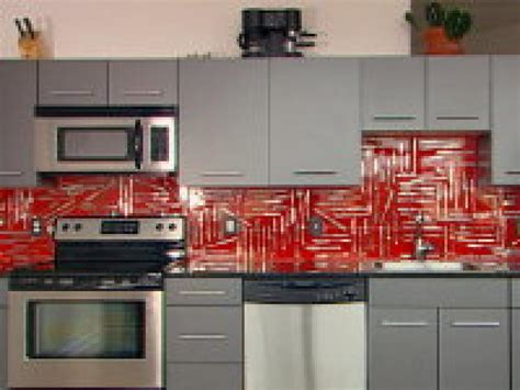 Tiny Kitchen Remodel Ideas by How To Creating A 3 D Collage Backsplash Hgtv