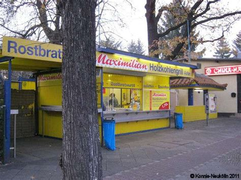 Britzer Garten Imbiss by Bilder Und Fotos Zu Maximilian Imbiss In Berlin