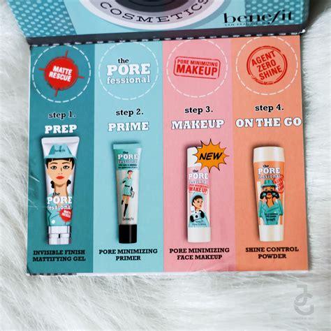 Sale Benefit The Porefessional Pore Minimizing Make Up 15 Ml Primer review benefit the porefessional pore minimizing make up
