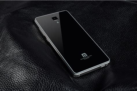 Xiaomi Mi4 Metal Motomo Wiredrawing Back Cover tempered glass metal aluminium bumper back cover for xiaomi mi4 ebay