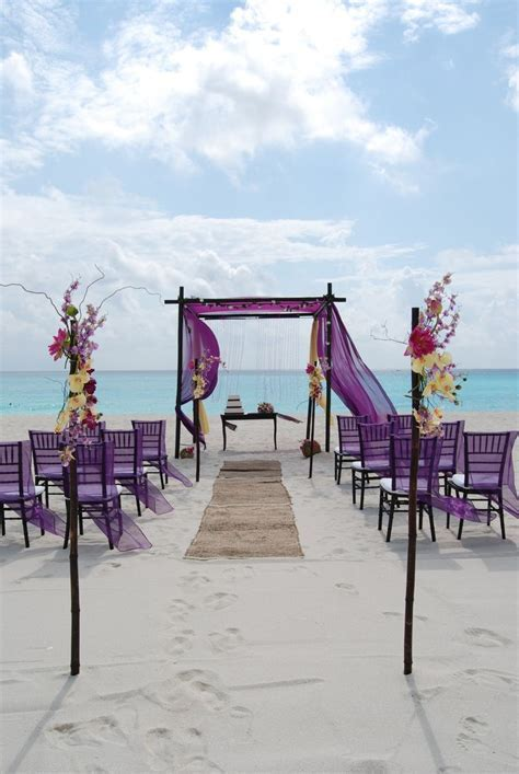 Best 25  Purple beach weddings ideas on Pinterest   Spring
