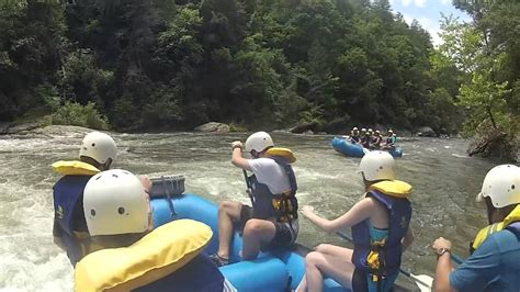 chattooga river section 3 whitewater rafting chattooga river section 3 youtube