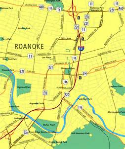 Map Of Roanoke Virginia by Map Of Roanoke Va Submited Images Pic2fly