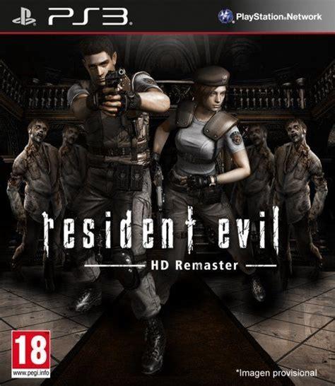 Ps3 Resident Evil 7 resident evil hd remaster for ps3 free