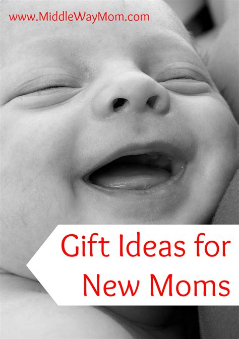 gifts for new moms gift ideas for moms with a new baby